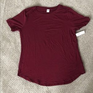 Old Navy Luxe T-Shirt